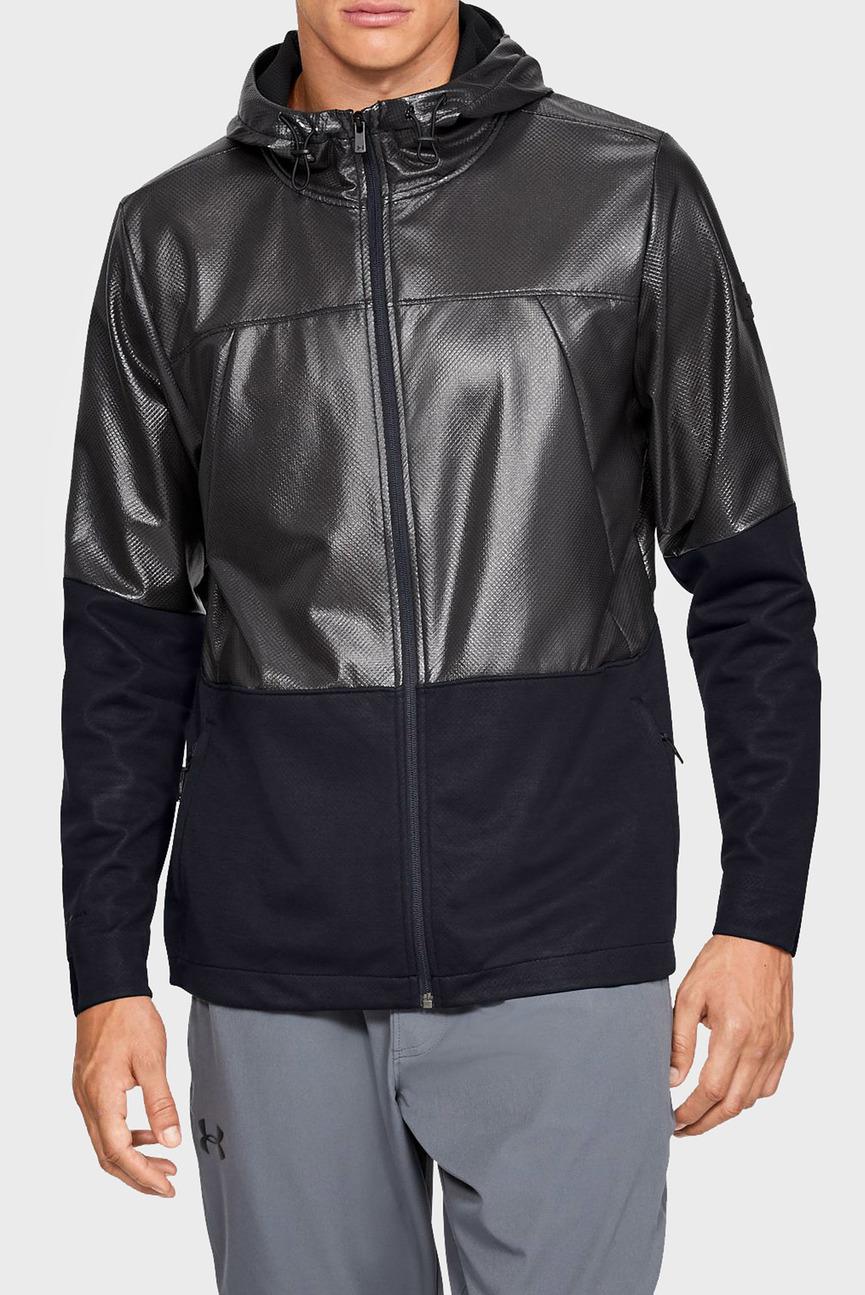 Мужская черная куртка UNSTOPPABLE