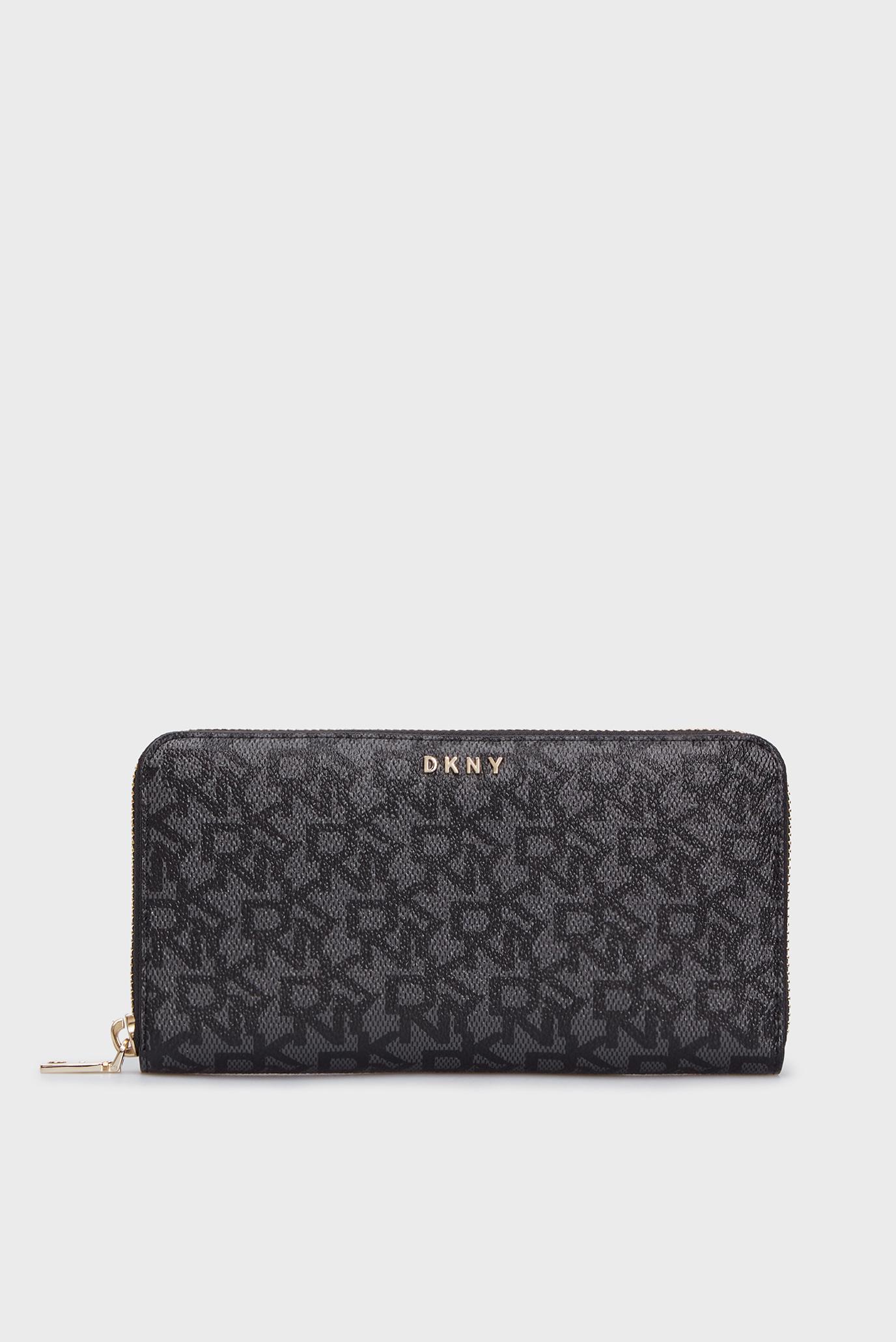 Жіночий чорний гаманець 1