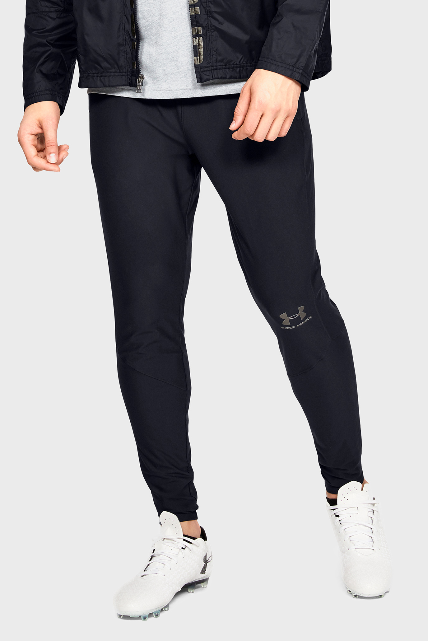 Мужские черные спортивные брюки Accelerate Pro Under Armour