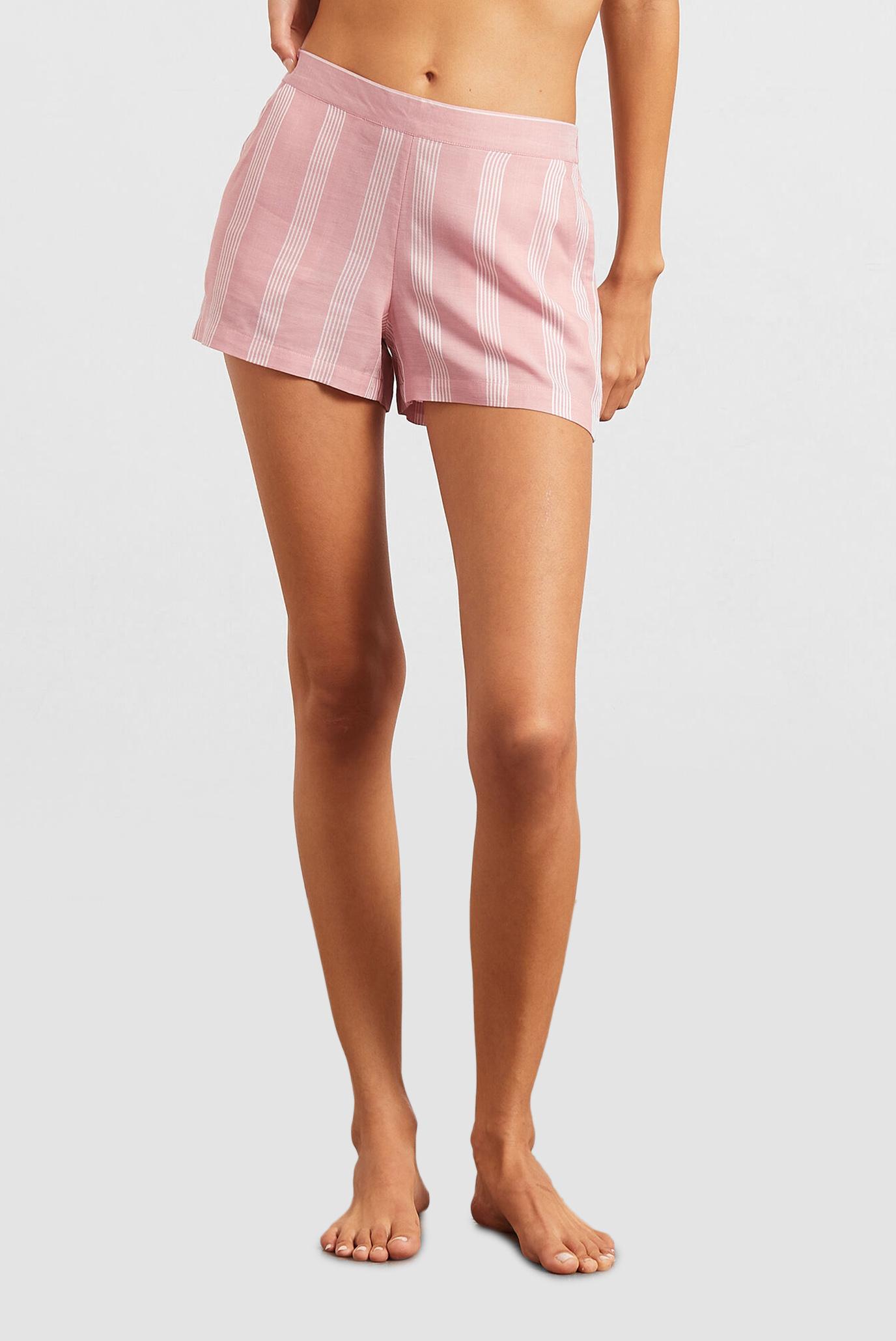 Женские розовые  шорты ANIL 1