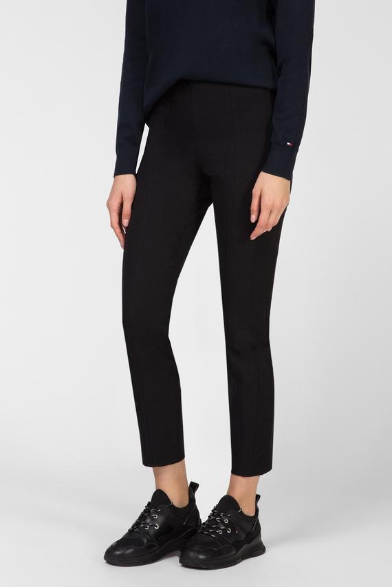 Женские черные брюки FLEUR ANKLE