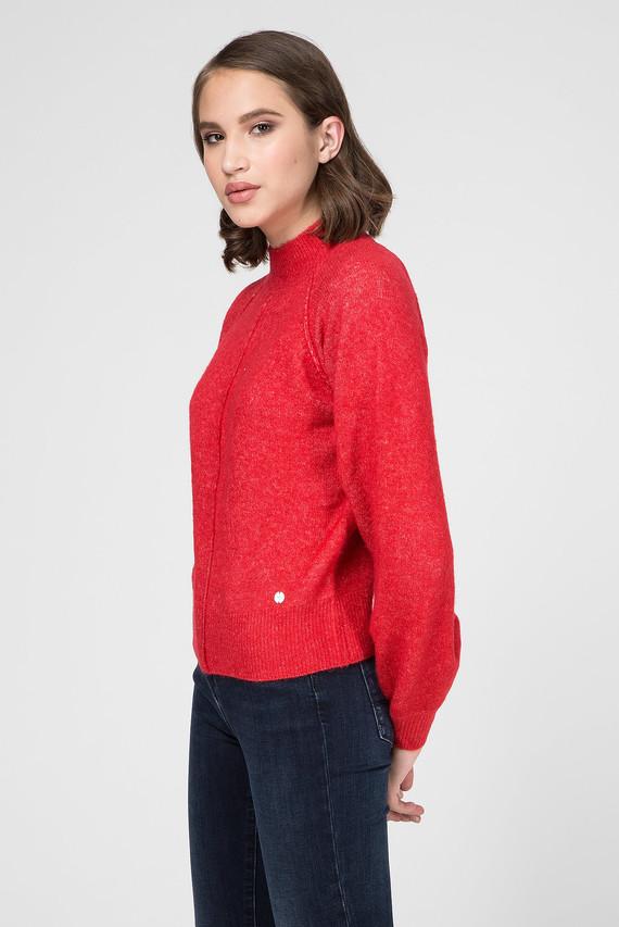 Женский красный свитер CLOTILDE