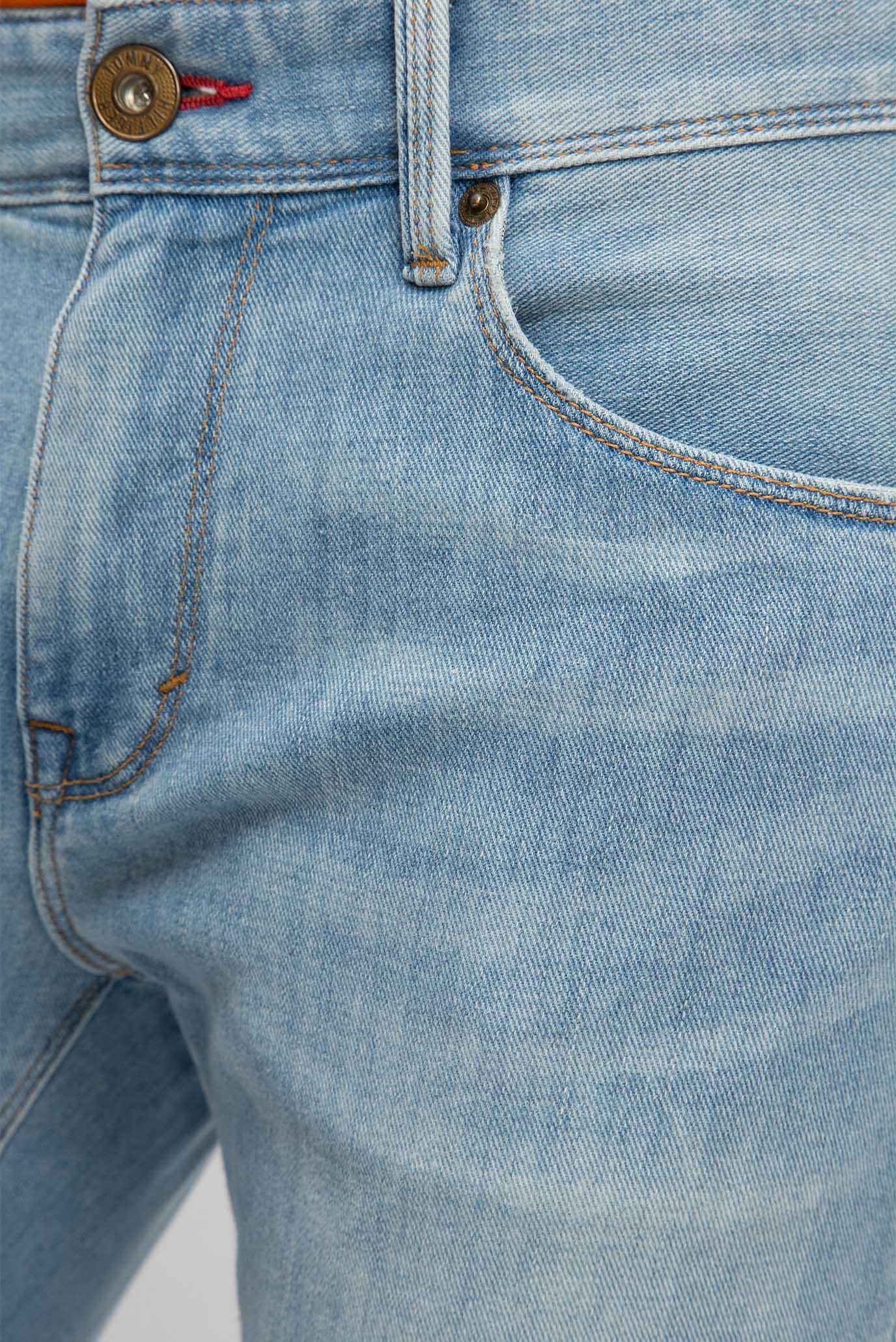 Купить Мужские синие джинсы DENTON  Tommy Hilfiger Tommy Hilfiger MW0MW06363 – Киев, Украина. Цены в интернет магазине MD Fashion