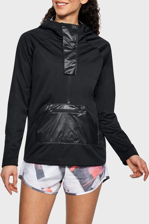 Женский черный анорак Storm Anorak
