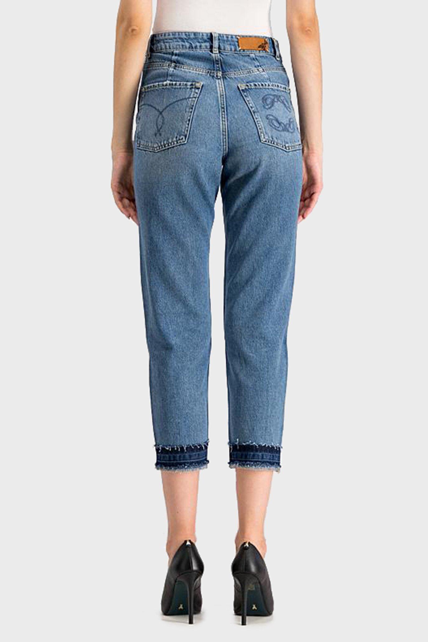 Купить Женские синие джинсы PANTALONI Patrizia Pepe Patrizia Pepe 8J0791-A1WZA-C771 – Киев, Украина. Цены в интернет магазине MD Fashion