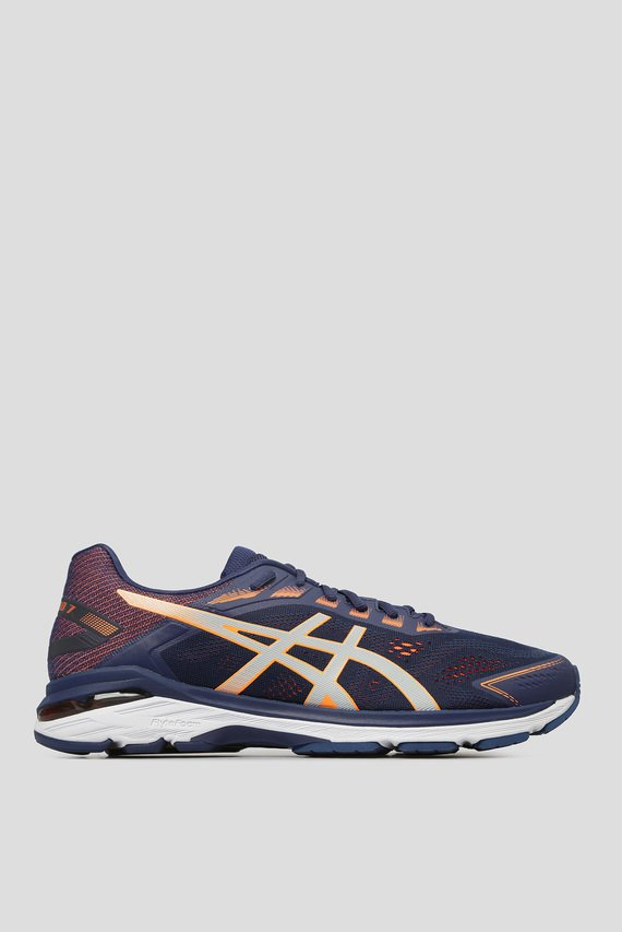 Мужские синие беговые кроссовки Gt 2000 7