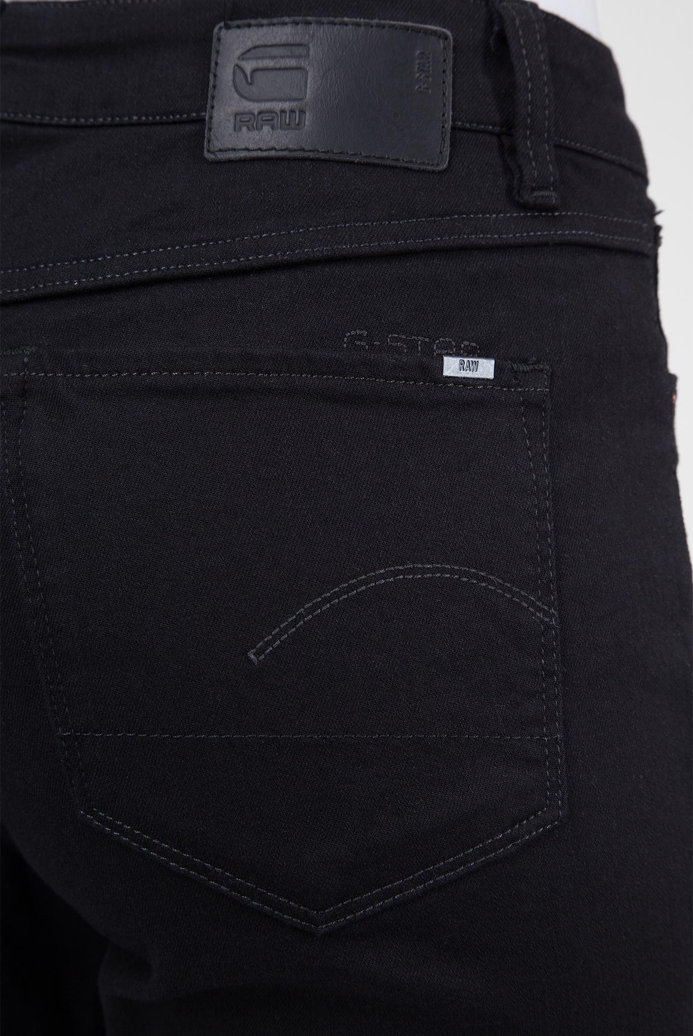 Купить Женские черные джинсы 3301 Mid Boyfriend NEW G-Star RAW G-Star RAW D10399,8970 – Киев, Украина. Цены в интернет магазине MD Fashion
