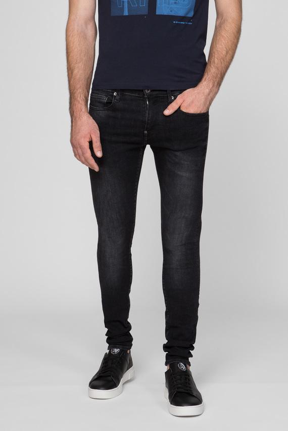 Мужские черные джинсы Revend Skinny