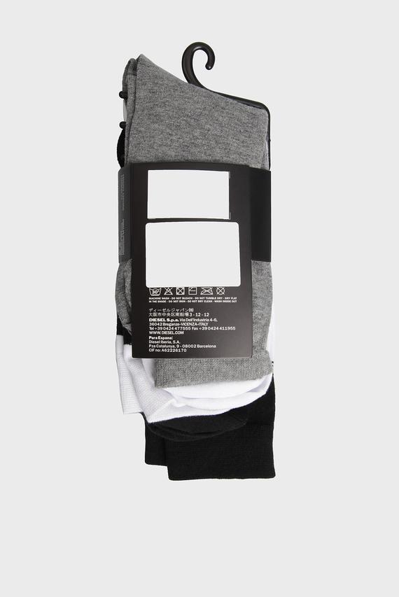 Мужские хлопковые носки (3 пары)