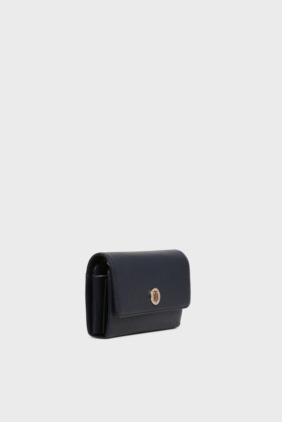 Женский темно-синий клатч TH CORE PHONE WALLET