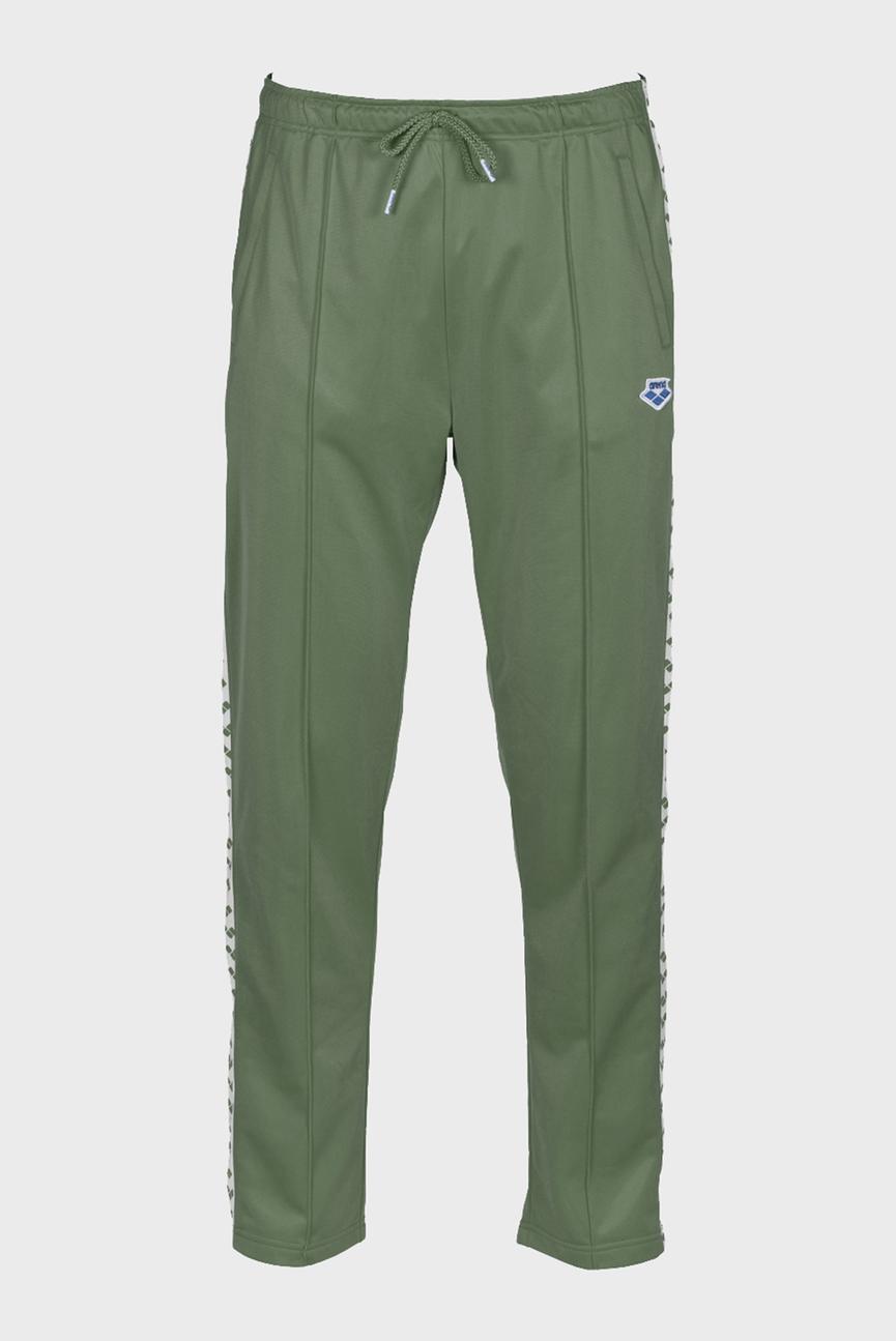 Мужские зеленые спортивные брюки SPLIT SIDE TEAM PANT