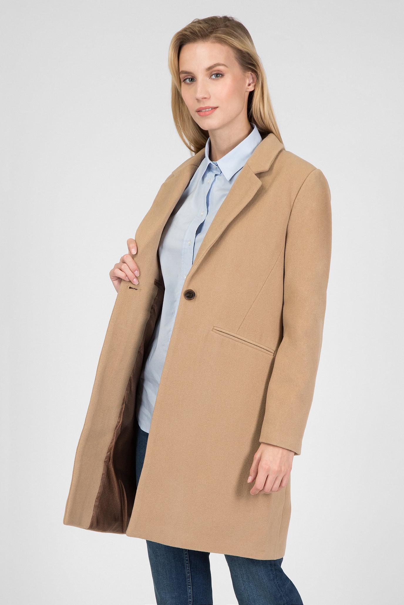 b3000b14b81 Купить Женское бежевое пальто CLASSIC TAILORED COAT Gant Gant 4751002 –  Киев