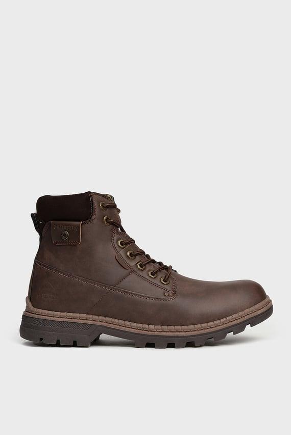 Мужские коричневые ботинки NBX