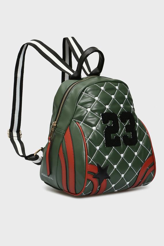 Женский зеленый рюкзак TWENTY-THREE