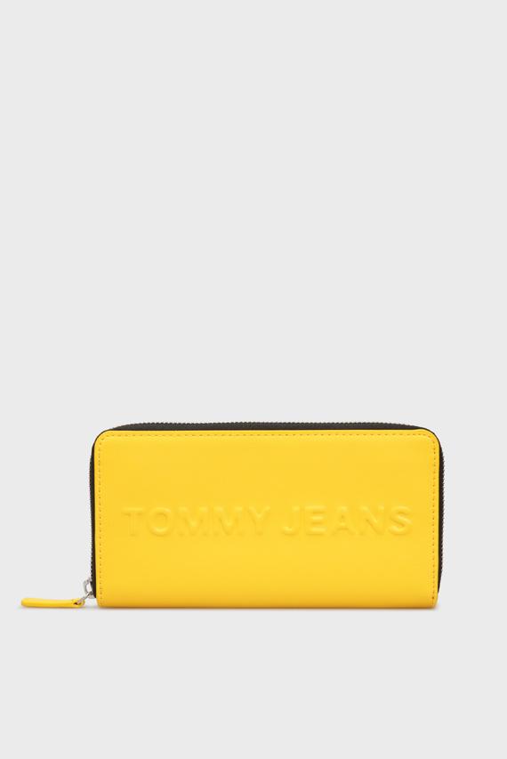 Женский желтый кошелек TJW BOLD LRG
