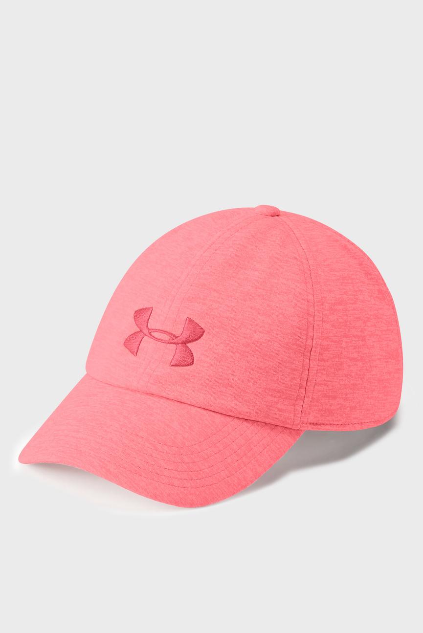 Женская розовая кепка UA Twisted Renegade Cap