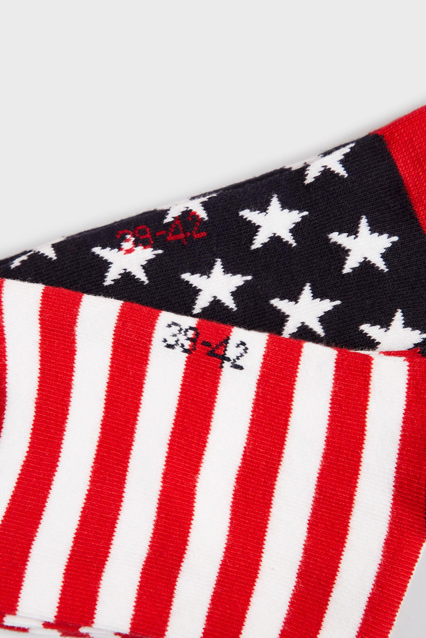 Детские хлопковые носки (2 пары) Tommy Hilfiger