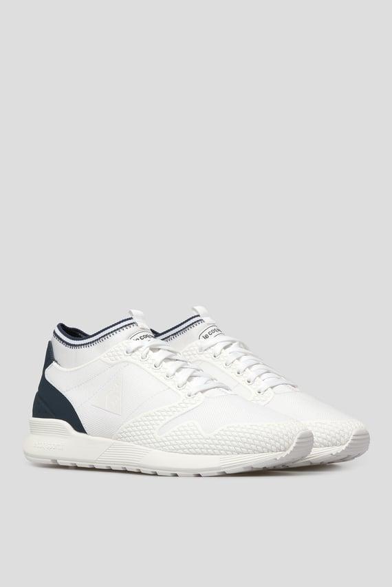 Мужские белые кроссовки OMICRON TECH MODERN