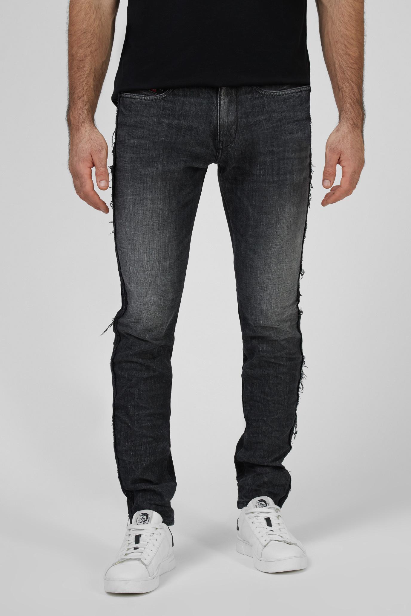 Мужские серые джинсы D-STRUKT-SP8 1