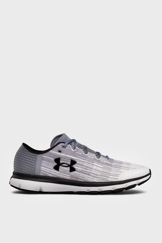 Мужские белые кроссовки Speedform Velociti GR
