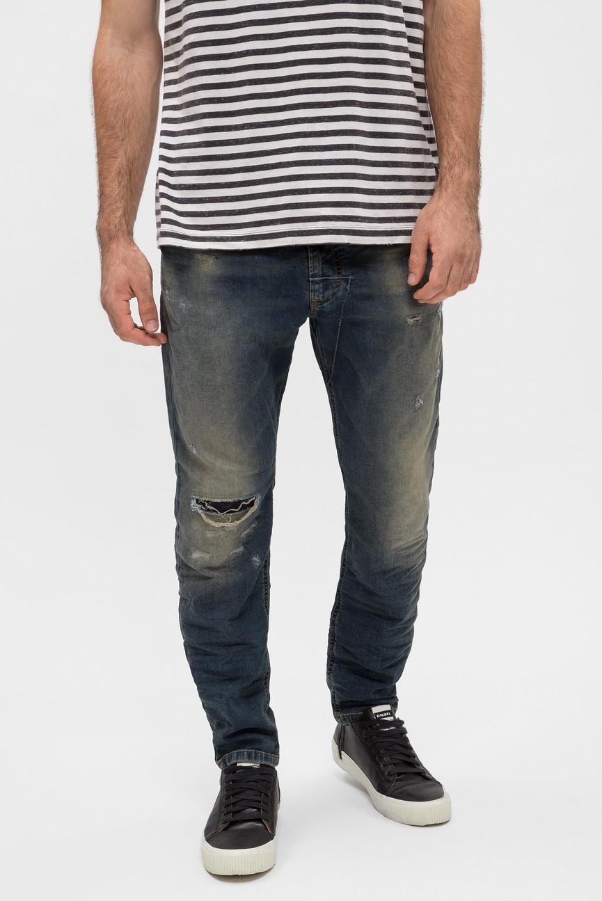 Мужские синие джинсы NARROT CB-NE Sweat jeans