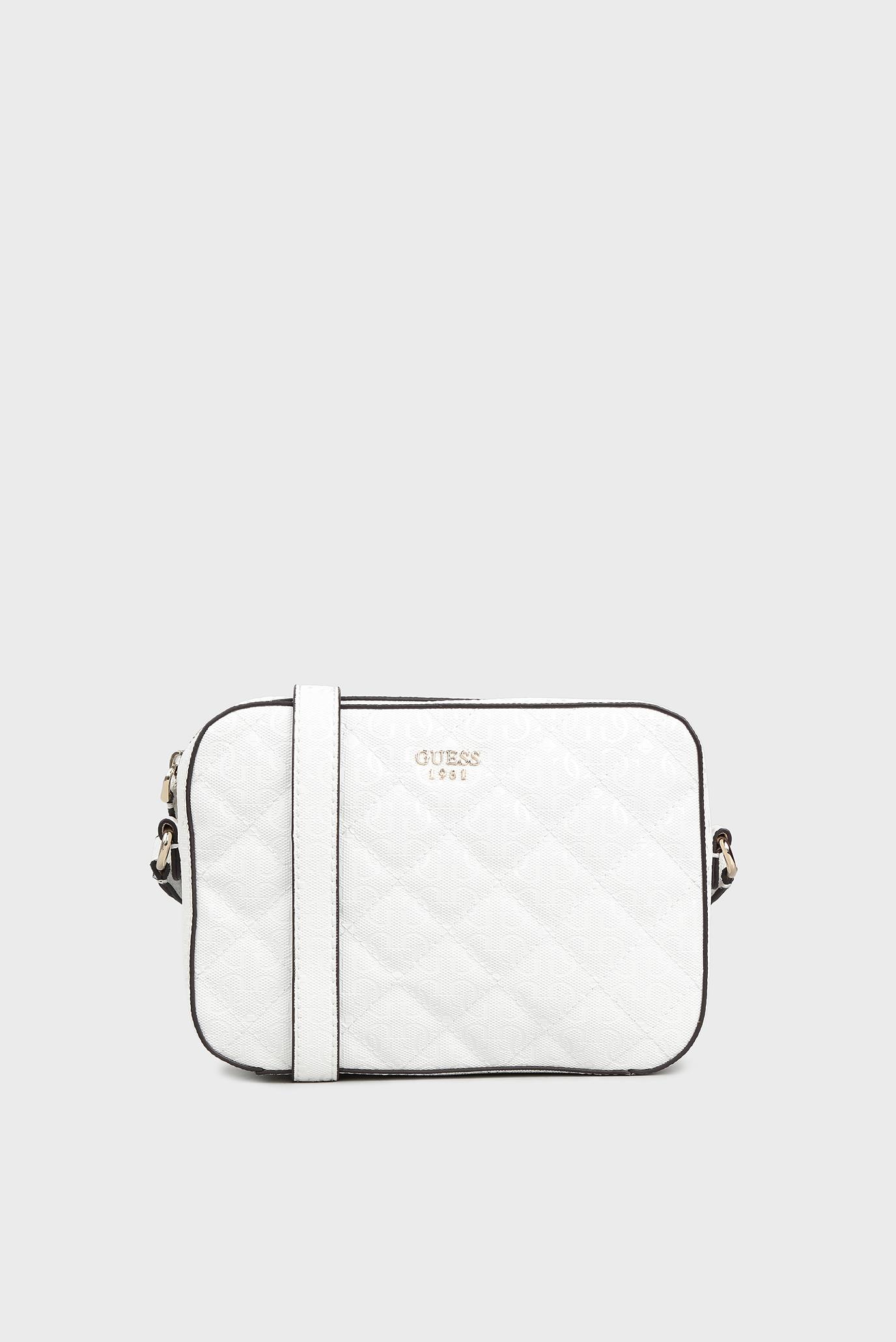 d65bf83745ee Купить Женская белая сумка через плечо Guess Guess HWGS6691120 – Киев,  Украина. Цены в интернет магазине MD Fashion