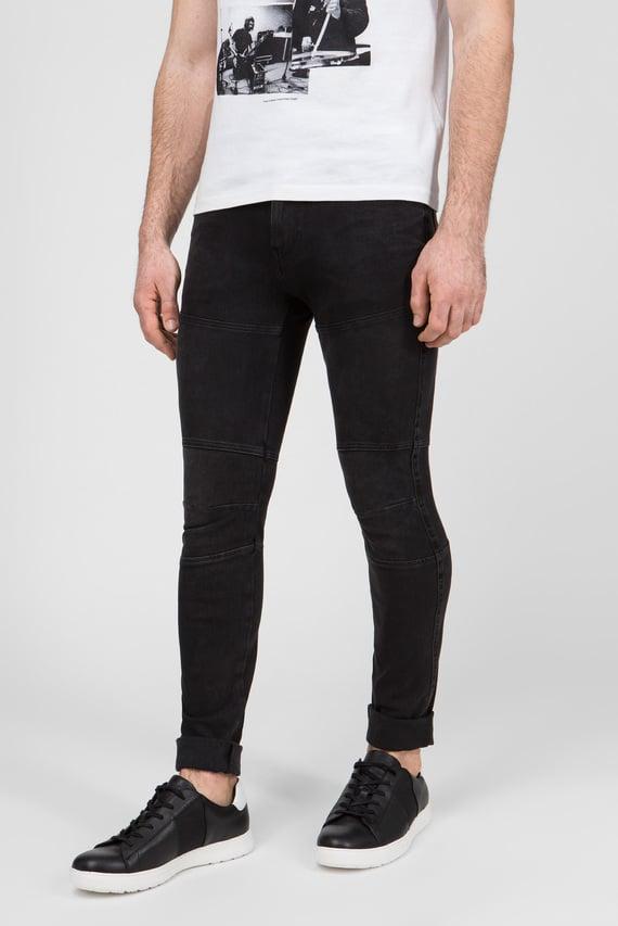 Мужские темно-серые джинсы HYPERFLEX RHUSH