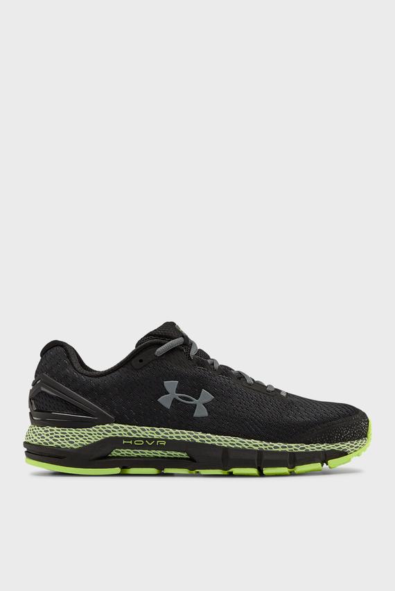 Мужские черные кроссовки UA HOVR Guardian 2