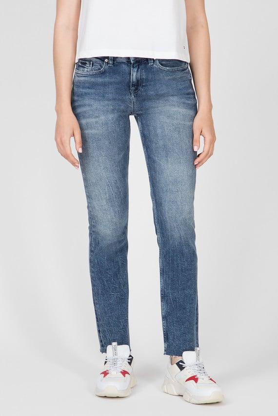 Женские синие джинсы ROME STRAIGHT RW A TAMMIE
