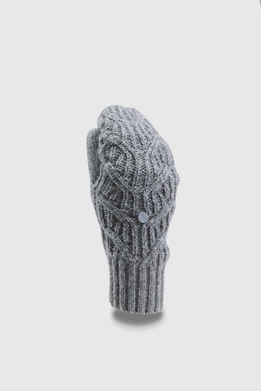 Женские серые рукавицы Around Town Mitten