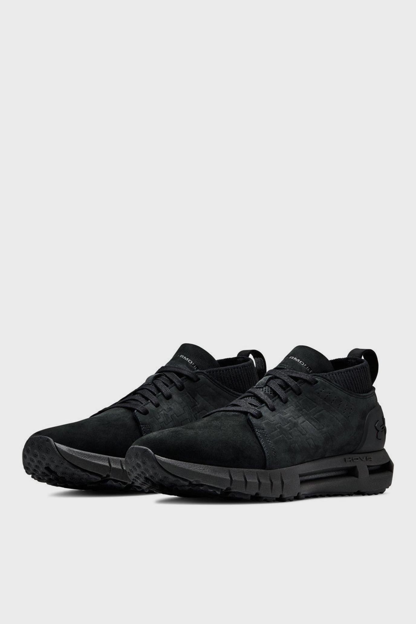 Купить Мужские черные кроссовки UA HOVR Lace Up Mid PRM Under Armour Under Armour 3020881-001 – Киев, Украина. Цены в интернет магазине MD Fashion