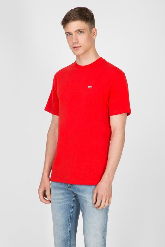 Мужская красная футболка TJM TOMMY CLASSICS
