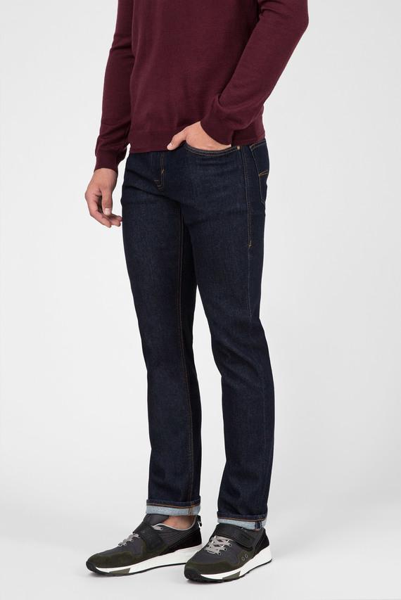 Мужские темно-синие джинсы Mitch Modern Fit