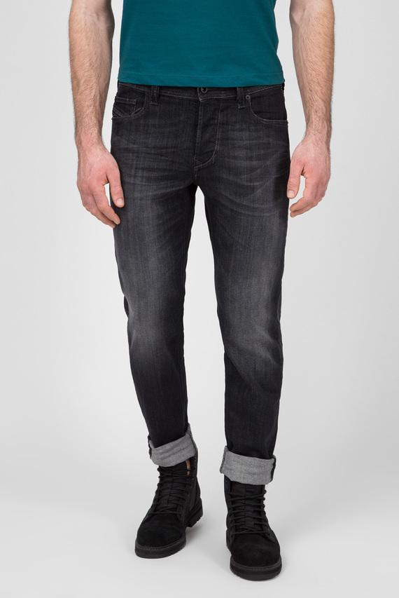 Мужские черные джинсы LARKEE-BEEX