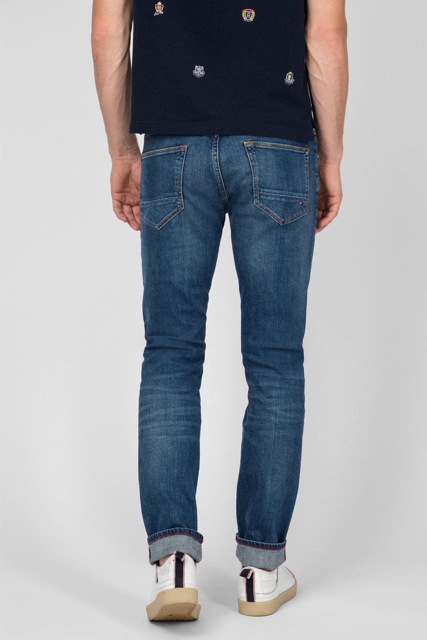 Купить Мужские синие джинсы Tommy Hilfiger Tommy Hilfiger MW0MW08096 – Киев, Украина. Цены в интернет магазине MD Fashion