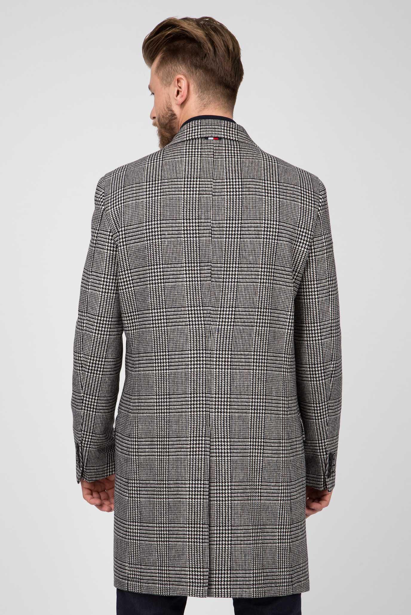 Купить Мужское пальто в клетку WOOL CHECK SINGLE BREASTED Tommy Hilfiger Tommy Hilfiger MW0MW08230 – Киев, Украина. Цены в интернет магазине MD Fashion