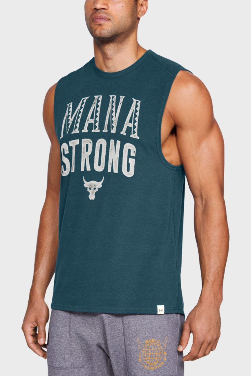 Футболка/Project Rock Mana Strong SS T