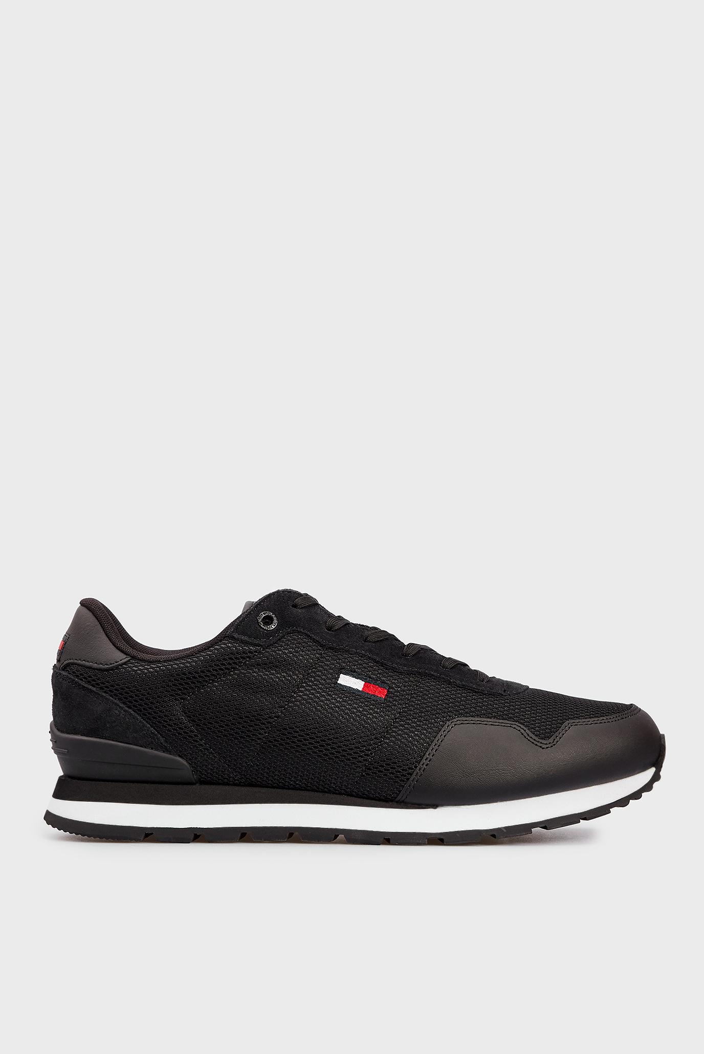 Мужские черные кроссовки LIFESTYLE MIX RUNNER 1