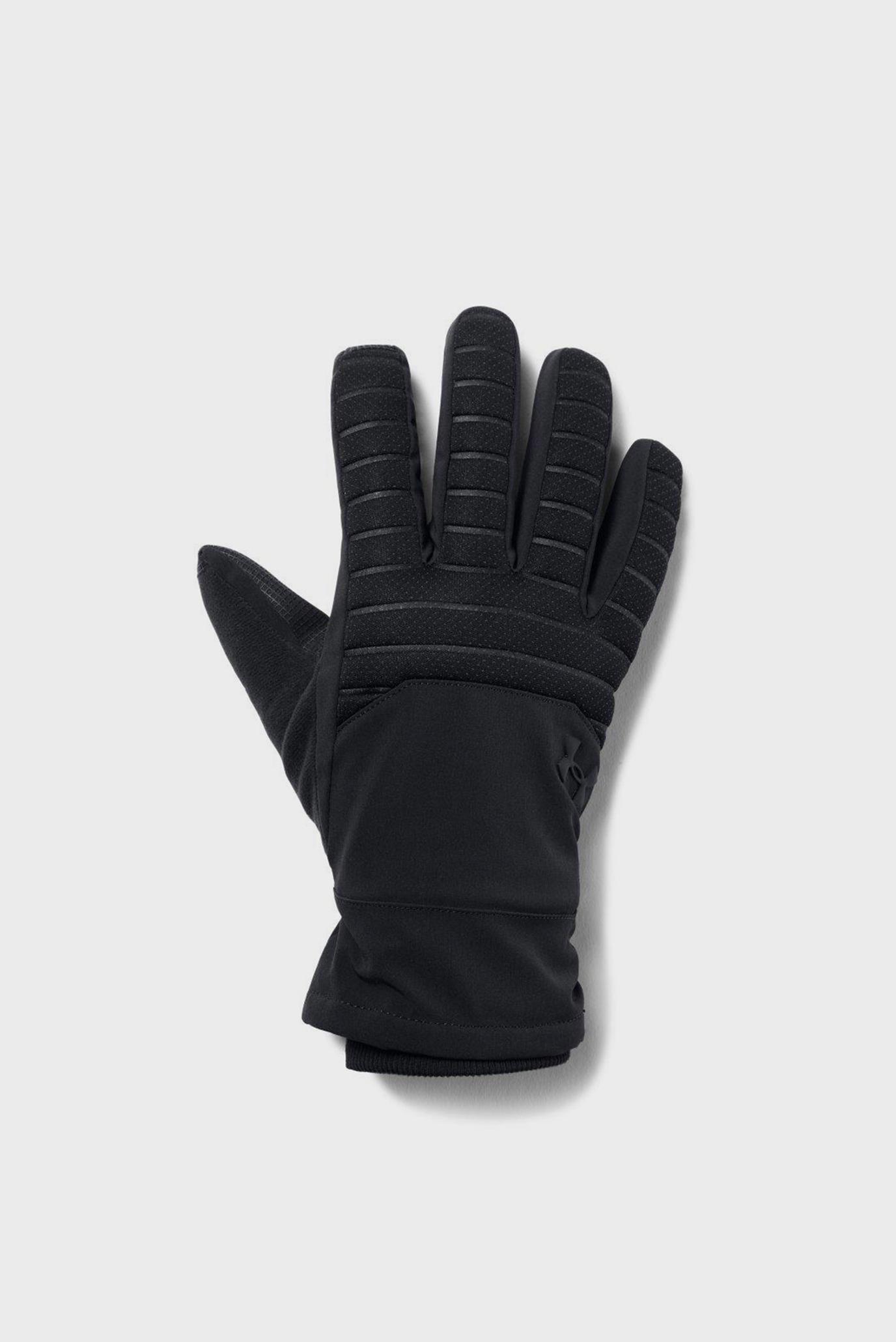 Купить Мужские черные перчатки Men's Versa Glove Under Armour Under Armour 1321241-001 – Киев, Украина. Цены в интернет магазине MD Fashion