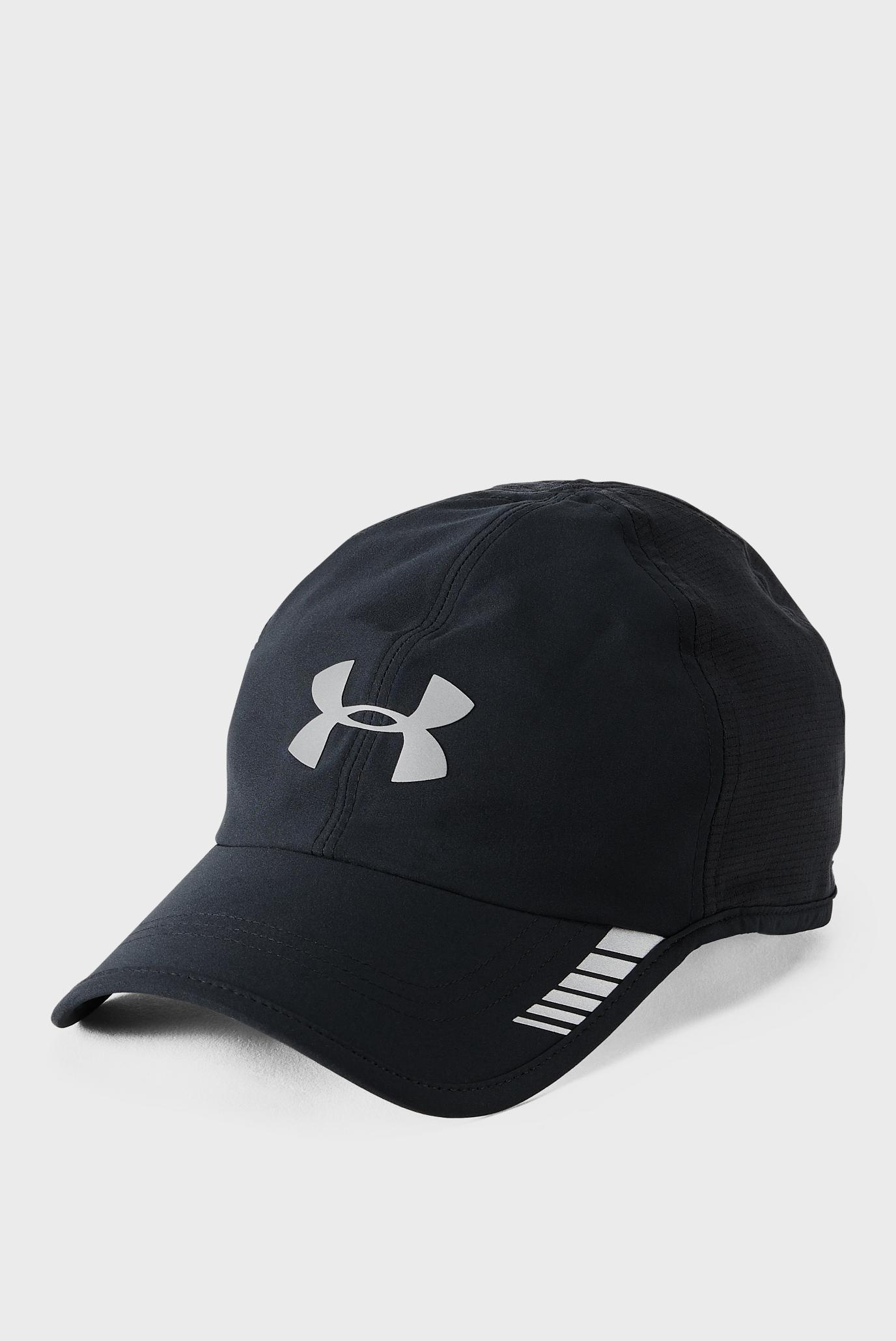 Купить Мужская черная кепка Launch AV  Under Armour Under Armour 1305003-001 – Киев, Украина. Цены в интернет магазине MD Fashion
