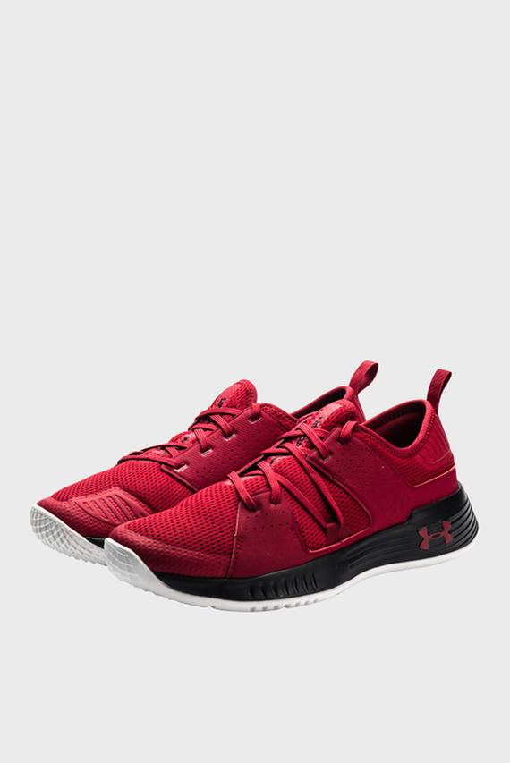 Мужские красные кроссовки UA Showstopper 2.0