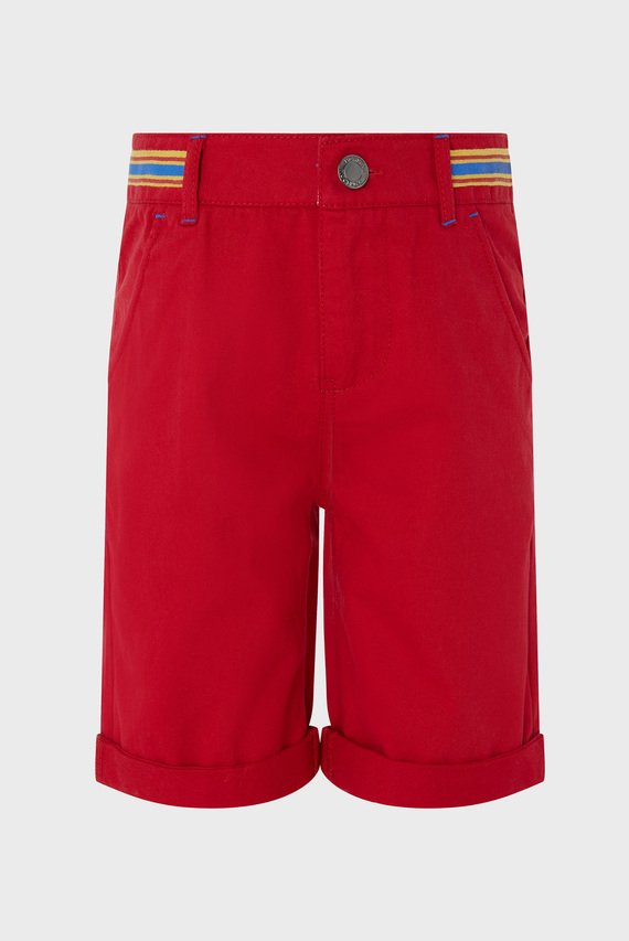 Детские красные шорты Richie Red