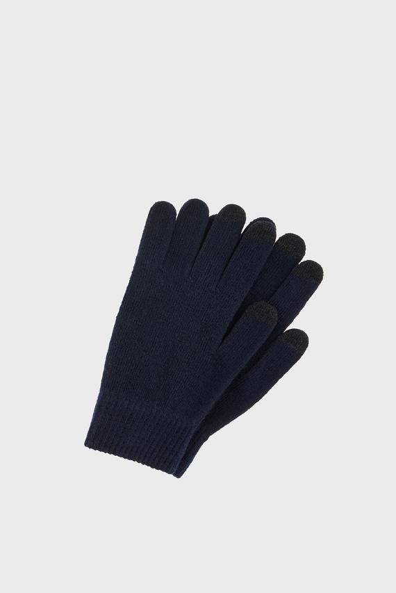 Женские синие перчатки OPP SUPERSTRETCH REC