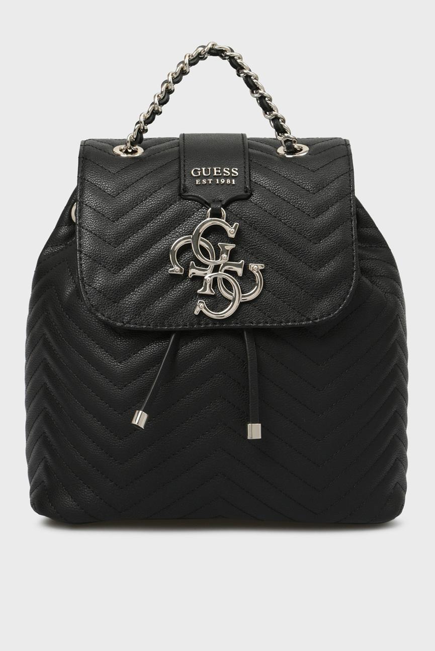 Женский черный рюкзак VIOLET