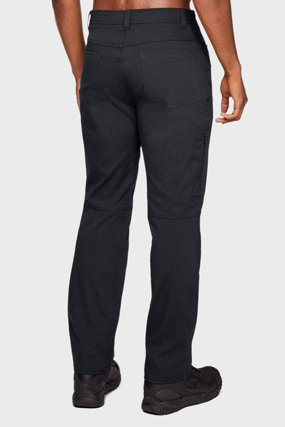Мужские черные спортивные брюки Tac Stretch RS Pant