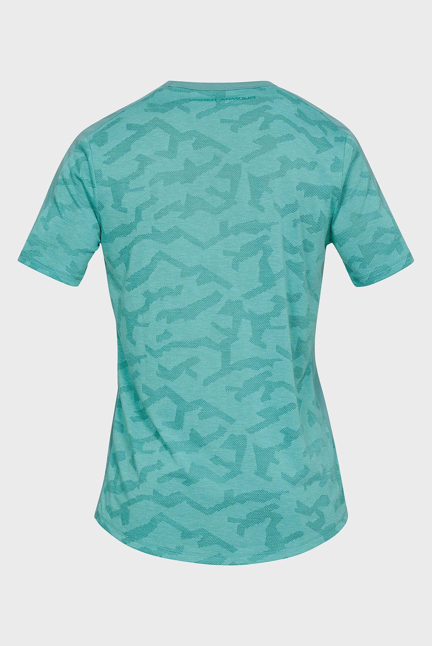Купить Мужская голубая футболка UA Siro Elite SS Under Armour Under Armour 1327672-416 – Киев, Украина. Цены в интернет магазине MD Fashion