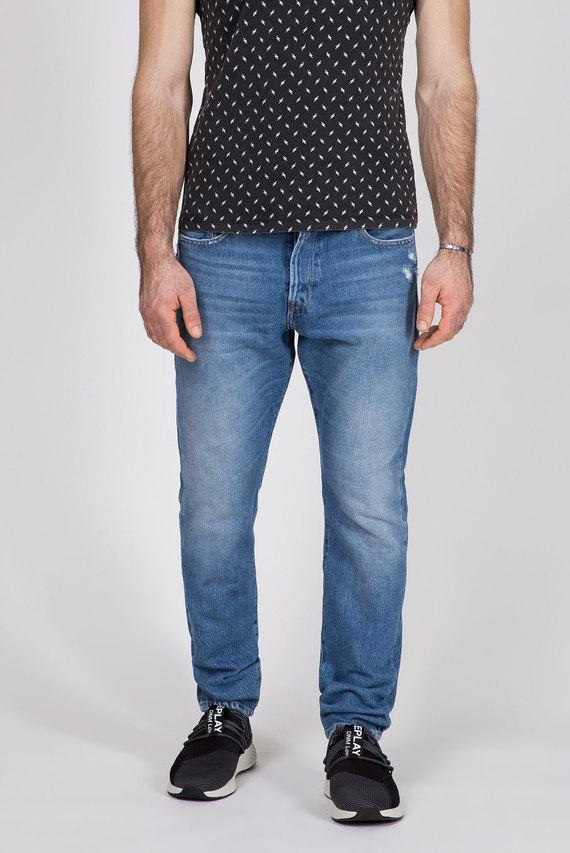 Мужские синие джинсы TINMAR