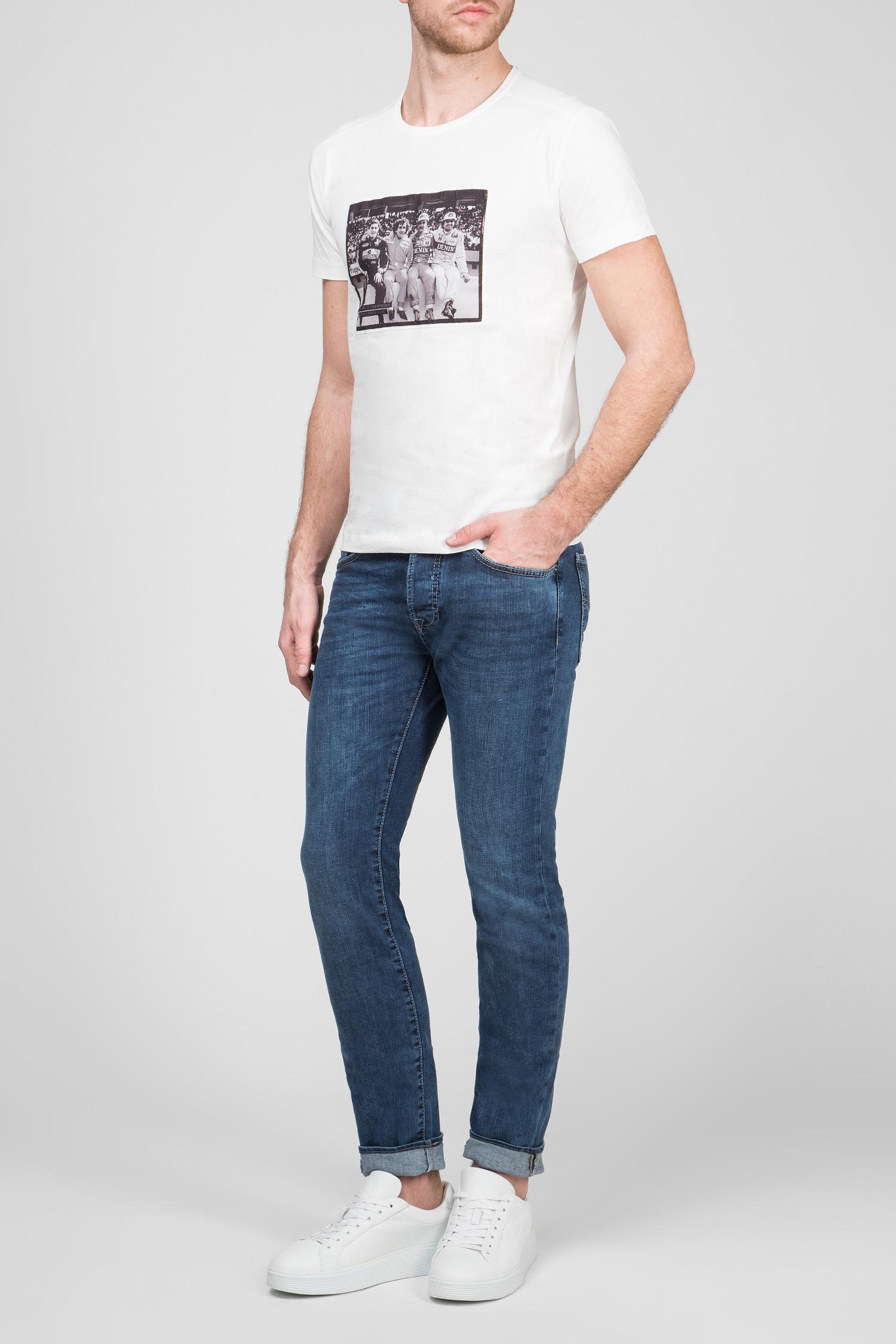Купить Мужские синие джинсы ANDERS Gas Gas 94479-WK13 – Киев, Украина. Цены в интернет магазине MD Fashion