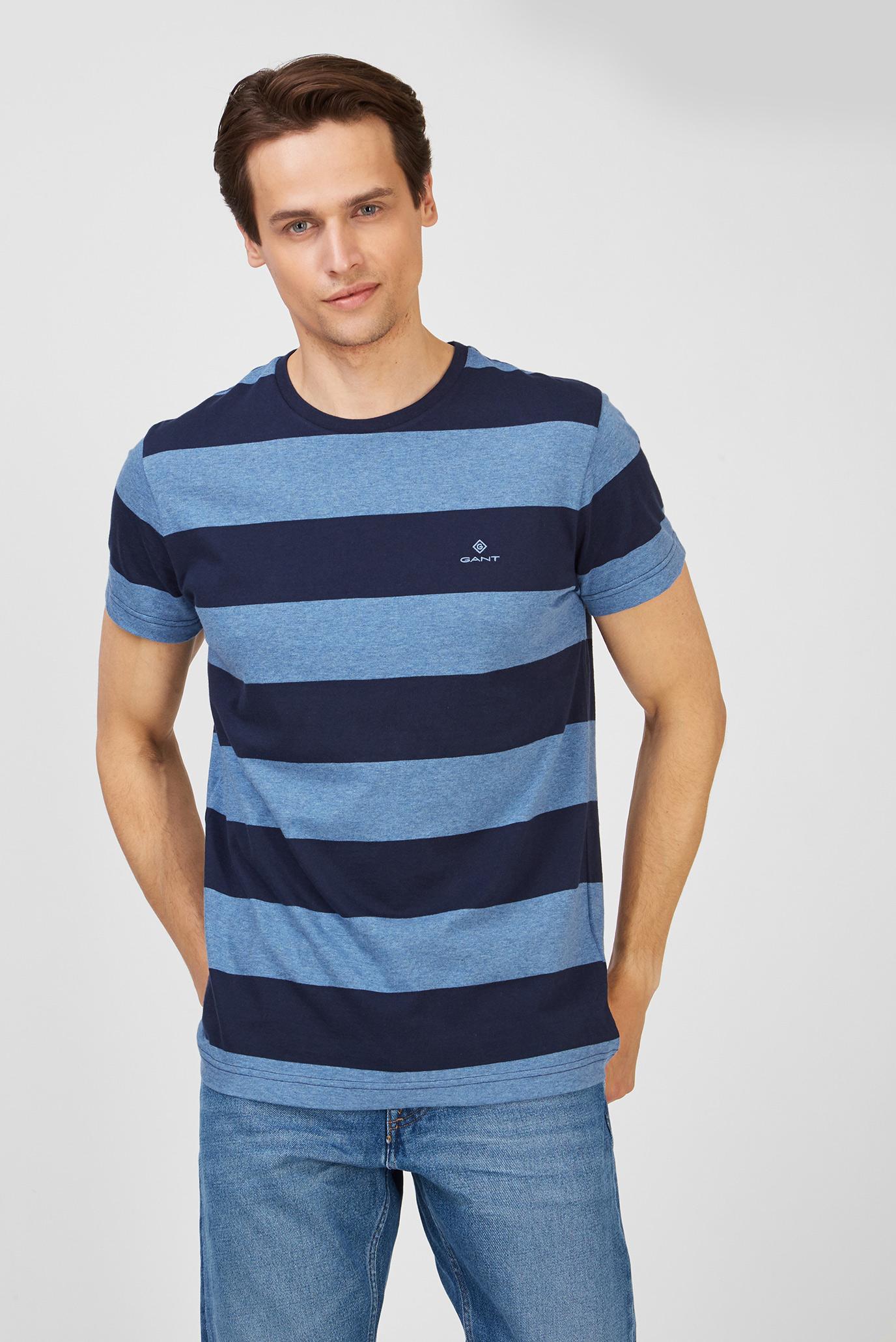 Мужская футболка BARSTRIPE 1
