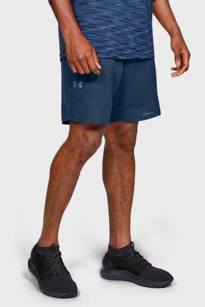 Мужские синие  шорты Vanish Woven Short